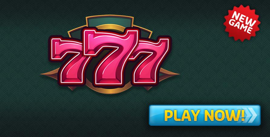 NEW GAME - 777