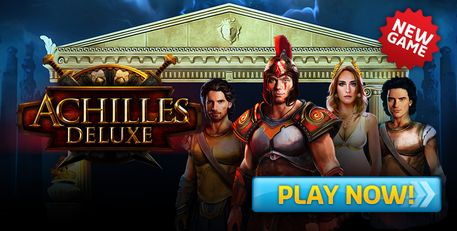 NEW GAME - Achilles Deluxe