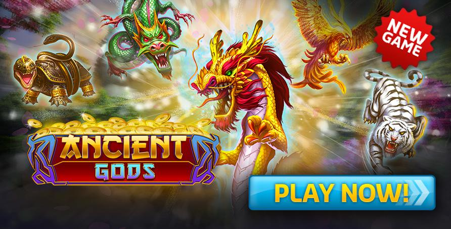 NEW GAME - Ancient Gods