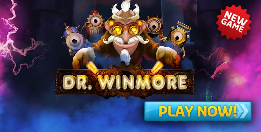 NEW GAME - Dr. Winmore