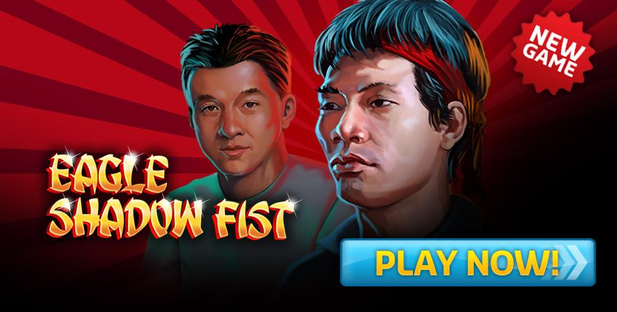 NEW GAME - Eagle Shadow Fist