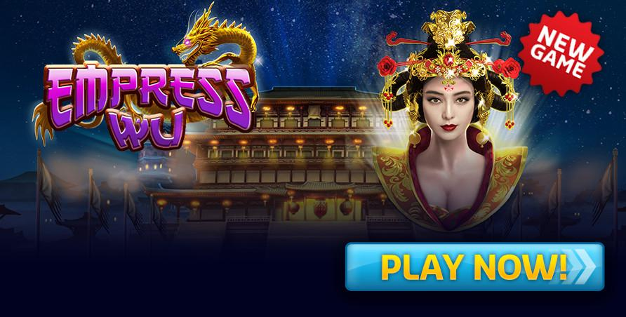 NEW GAME - Empress Wu