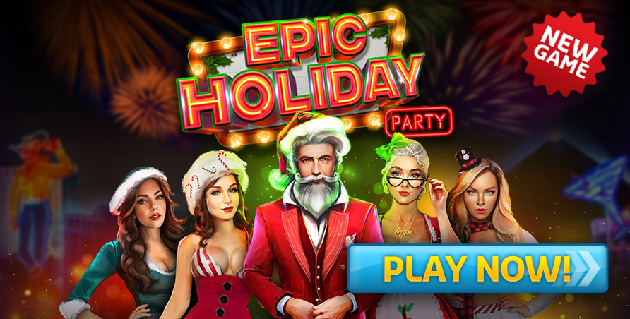 NEW GAME - Epic Holiday Party