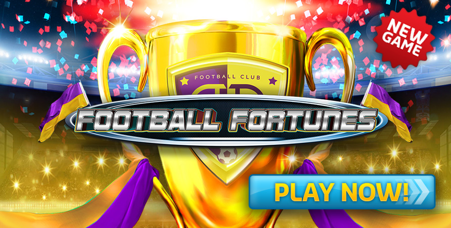 NEW GAME - Football Fortunes