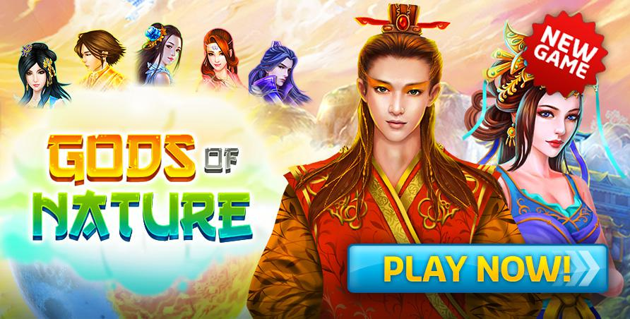 NEW GAME - Gods of Nature