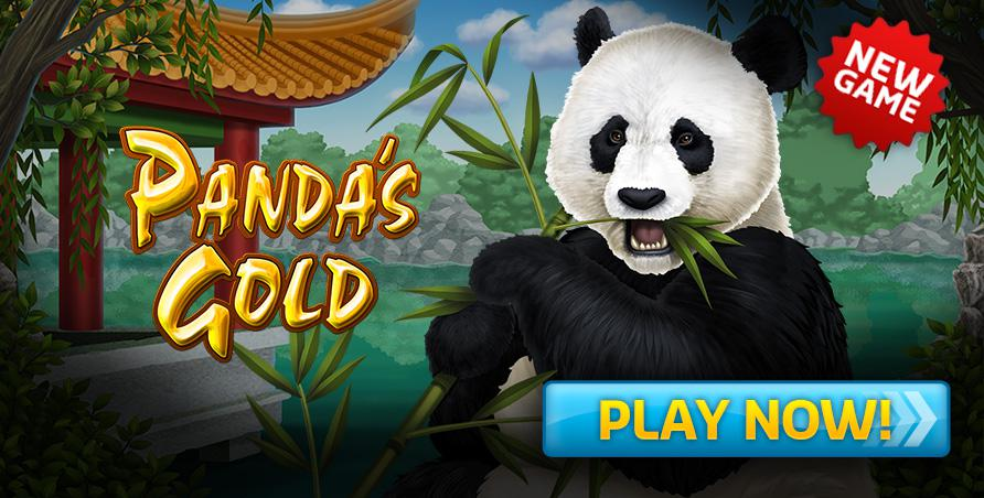 NEW GAME - Panda\'s Gold