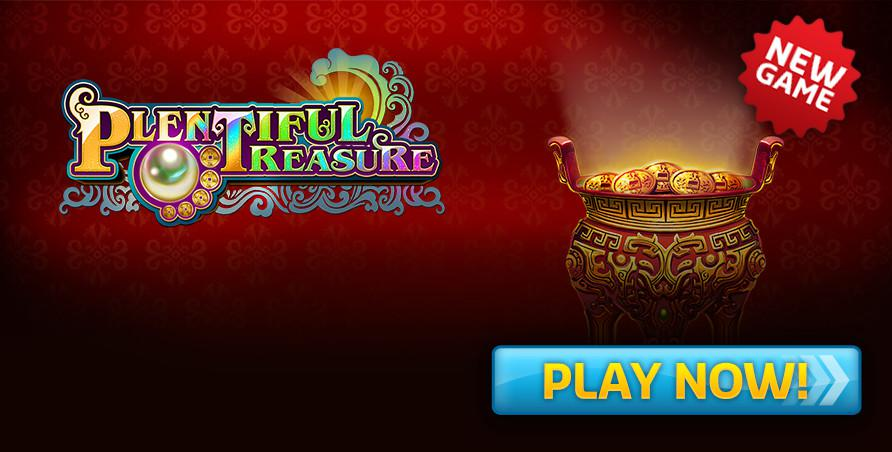 NEW GAME - Plentiful Treasure