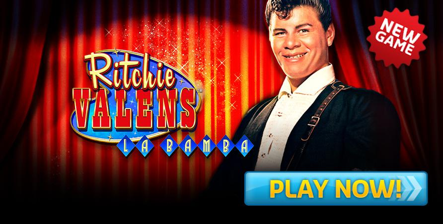 NEW GAME - Ritchie Valens La Bamba