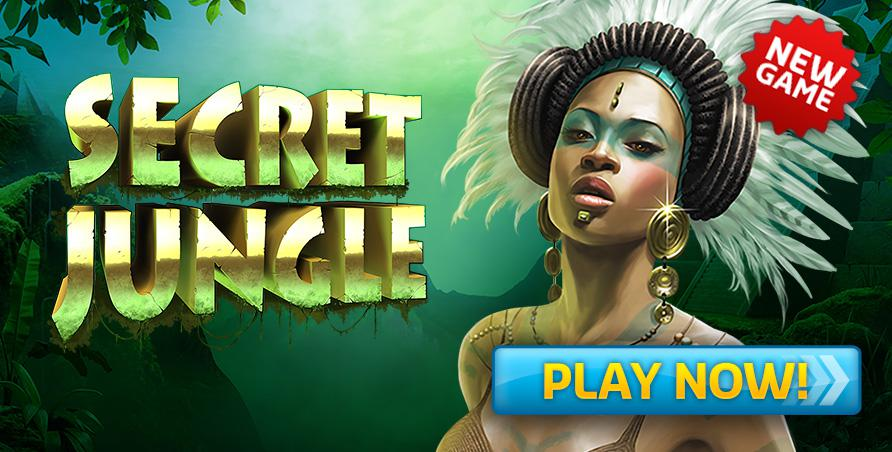 NEW GAME - Secret Jungle
