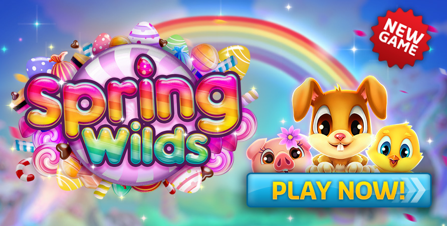 NEW GAME - Spring Wilds