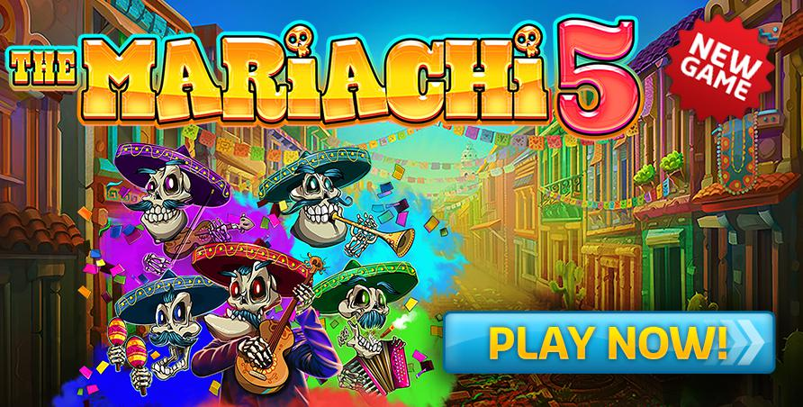 NEW GAME - The Mariachi 5