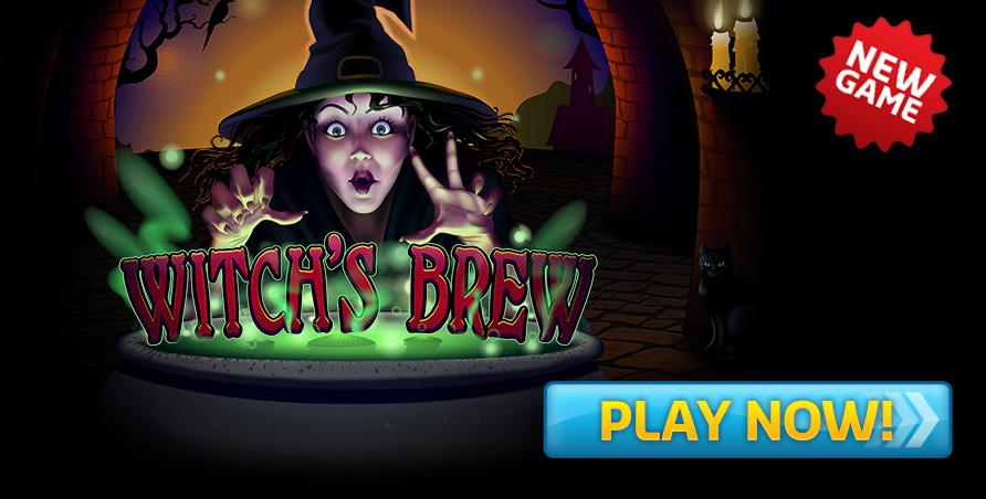 NEW GAME - Witchs Brew