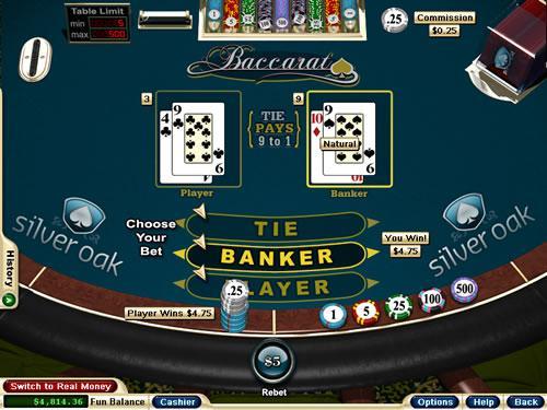Baccarat (card game)