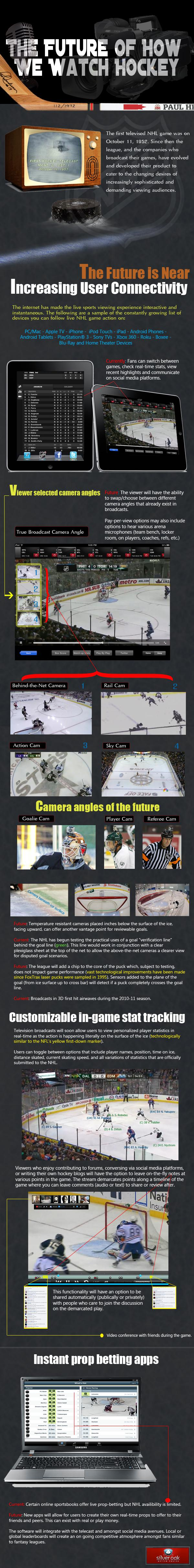 The Future of Hockey Broadcasting