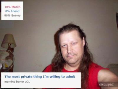 Partner in crime dating profile