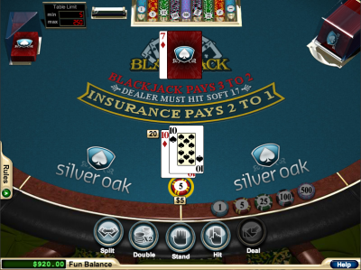 Splitting Tens in Blackjack