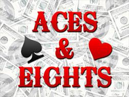 Poker aces and eights