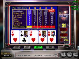 Play All American Videopoker Online at Casino.com Australia