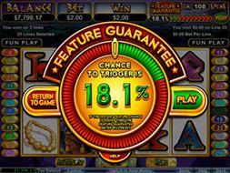 casino aztec treasure game play for fun
