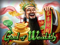 God Of Wealth - Rizk Casino