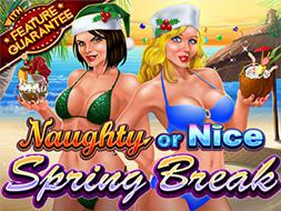 Naughty Or Nice Spring Break Slot - Play Now