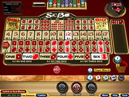 online casino signup bonus sic bo