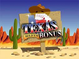 How to play texas holdem bonus