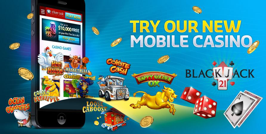 Casino mobile games free