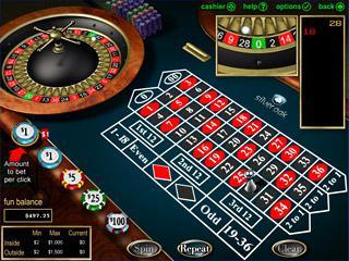 silveroak-roulette